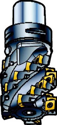 【◆◇マラソン!ポイント2倍!◇◆】サンドビック 【個人宅不可】 コロミル690ロングエッジカッター 690-054C5-1053H [A071727]