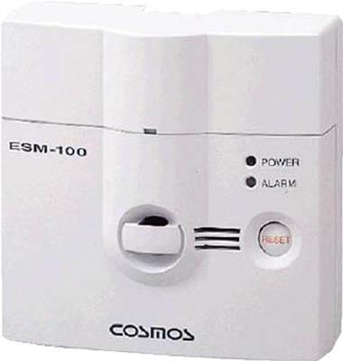 新コスモス電機 【代引不可】【直送】 異常発熱監視システム CAN熱くん80℃ ESM-100-80 [A030215]