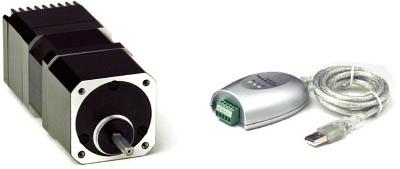 シナノケンシ 【代引不可】【直送】 スピードコントローラ内蔵ステッピングモーター SSA-VR-42D2SD-U4 [A051300]