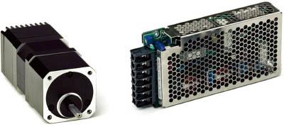 シナノケンシ 【代引不可】【直送】 スピードコントローラ内蔵ステッピングモーター SSA-VR-42D2SD-PS [A051300]