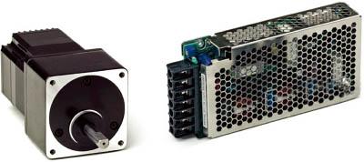 シナノケンシ 【代引不可】【直送】 スピードコントローラ内蔵ステッピングモーター SSA-VR-56D1SD-PS [A051300]
