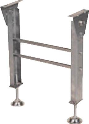 セントラルコンベヤー ステンレス製スタンド ICU型 600S×600W ICU-600-60 [A170101]