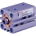 TAIYO 薄形油圧シリンダ 100S-1R6SD25N40-UA2 [A092321]
