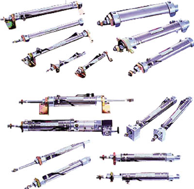 TAIYO 空気圧シリンダ 10Z-3SD50B75-AH2 [A092321]