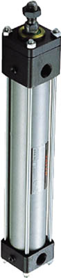 TAIYO 油圧シリンダ 35H-31CA40B100 [A092321]