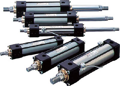 TAIYO 油圧シリンダ 100H-21FA80BB150-AB [A092321]