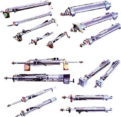 TAIYO 空気圧シリンダ 10Z-3FK63B450-AH2 [A092321]