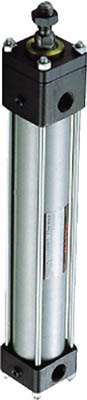 TAIYO 油圧シリンダ 35H-31LA100B500 [A092321]