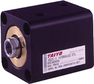 TAIYO 【個人宅不可】 薄形油圧シリンダ 160S-16SD100N100 [A092321]