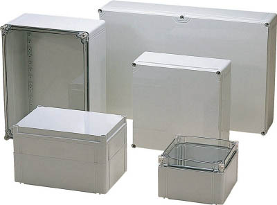 タカチ電機工業 防水・防塵ボックス OPCP404013T [A051700]