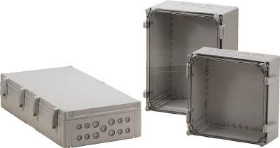 タカチ電機工業 開閉式ボックス WPCM304018G [A051700]