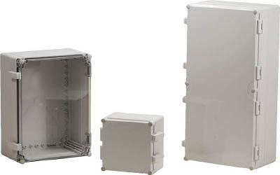 タカチ電機工業 開閉式ボックス WPCP204013T [A051700]