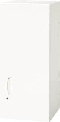 【◆◇エントリーで最大ポイント5倍!◇◆】ダイシン工業 【代引不可】【直送】 壁面収納庫 両開き型 上置き専用W450 ホワイト V445-10H [F012400]