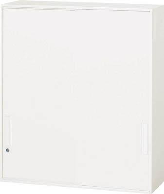 【◆◇エントリーで最大ポイント5倍!◇◆】ダイシン工業 【代引不可】【直送】 壁面収納庫 引戸型 上置き専用D310 ホワイト V930-10S [F012400]