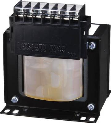 豊澄電源機器 LD21シリーズ 200V対100V複巻ダウントランス 200VA LD21-200E2 [A072121]