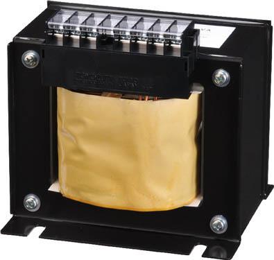 豊澄電源機器 LD42シリーズ 400V対200V複巻ダウントランス 1KVA LD42-01KF [A072121]