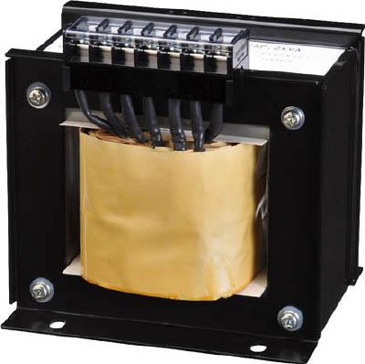 豊澄電源機器 【個人宅不可】 LZ11シリーズ 100V対100V複巻絶縁トランス 2KVA LZ11-02KF [A072121]