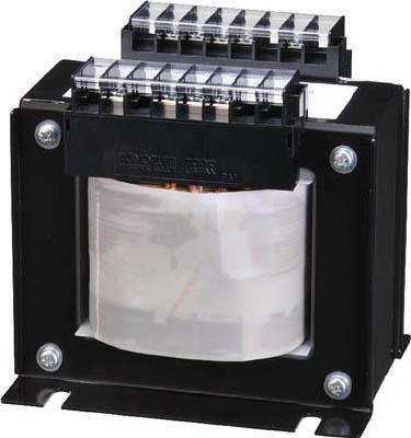 豊澄電源機器 TZ22シリーズ 200V対200V複巻絶縁トランス 2KVA TZ22-02KB [A072121]