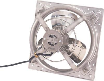 テラル オールステンレス形圧力扇 WPS-12B [A020712]