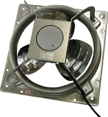 テラル 【個人宅不可】 オールステンレス形圧力扇 WPS-16BT2D [A020712]