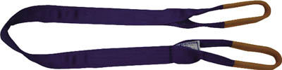 東レ インターナショナル シライ シグナルスリング S3E 両端アイ形 幅100mm 長さ8.5m S3E-100X8.5 [A020124]