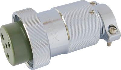 七星科学研究所 防水メタルコネクタ NWPC-40シリーズ 20極 P18 NWPC-4020-P18 [A072121]