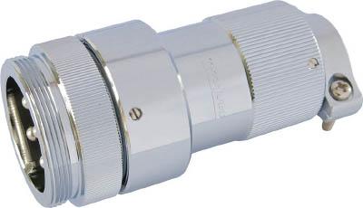 七星科学研究所 防水メタルコネクタ NWPC-40シリーズ 6極 AD20 NWPC-406-AD20 [A072121]
