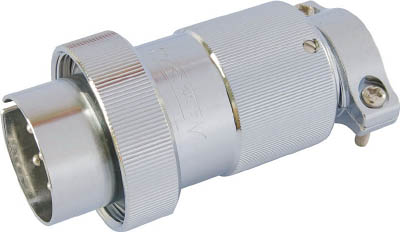 七星科学研究所 防水メタルコネクタ NWPC-44シリーズ 20極 PM20 NWPC-4420-PM20 [A072121]