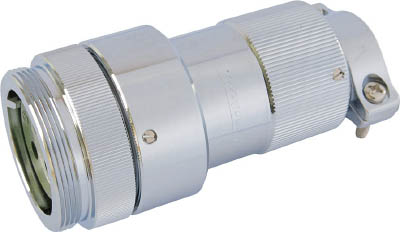 七星科学研究所 防水メタルコネクタ NWPC-44シリーズ 2極 ADF14 NWPC-442-ADF14 [A072121]
