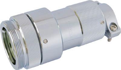 七星科学研究所 防水メタルコネクタ NWPC-44シリーズ 2極 ADF18 NWPC-442-ADF18 [A072121]