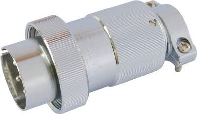 七星科学研究所 防水メタルコネクタ NWPC-44シリーズ 8極 PM16 NWPC-448-PM16 [A072121]