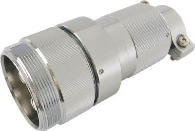 七星科学研究所 防水メタルコネクタ NWPC-60シリーズ 4極 AD28 NWPC-604-AD28 [A072121]
