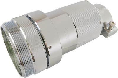 七星科学研究所 防水メタルコネクタ NWPC-64シリーズ 3極 ADF26 NWPC-643-ADF26 [A072121]
