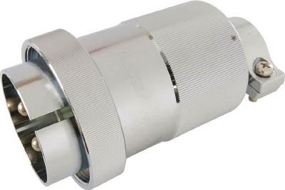 七星科学研究所 防水メタルコネクタ NWPC-64シリーズ 3極 PM33 NWPC-643-PM33 [A072121]