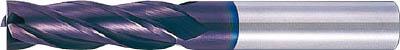 三菱日立ツール Cコート ソリッドエンドミル ミディアム HESM4090-C HESM4090-C [A071727]
