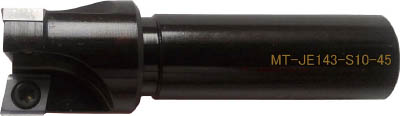 丸一切削工具 THE CUT 自動盤用エンドミル MT-JE143-S10-45 [A071727]