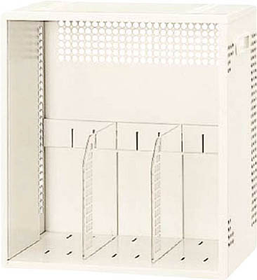 山金工業 【個人宅不可】 アレンジャー 良質空間 マイ・ファイリング オープンタイプ(仕切板2枚付) JM-S [A130110]