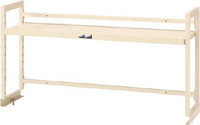 山金工業 【個人宅不可】 ヤマテック ワークテーブル架台 棚板1段タイプ WK-900-IV [A130110]