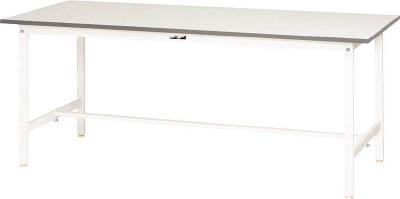 山金工業 【個人宅不可】 ヤマテック ワークテーブル150シリーズ 固定式 SUP-945-WW [A130110]