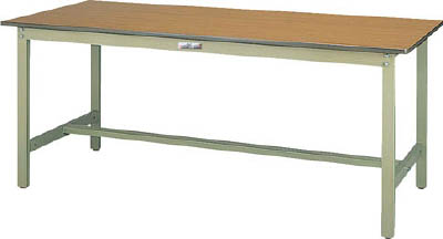 山金工業 ヤマテック ワークテーブル300シリーズ 固定式 SWP-660-MG [A130110]