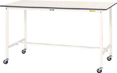 山金工業 【個人宅不可】 ヤマテック ワークテーブル150シリーズ 移動式 SUPHC-660-WW [A130110]