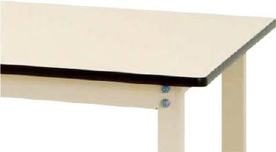 山金工業 【個人宅不可】 ヤマテック ワークテーブル300シリーズ 固定式 中間棚付 SWP-660S1-II [A130110]