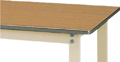 山金工業 ヤマテック ワークテーブル300シリーズ 固定式 中間棚付 SWP-660S1-MI [A130110]