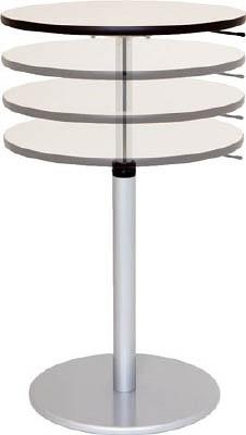 山金工業 【個人宅不可】 ヤマテック 回転天板昇降タイプ STSR-600 [A130110]