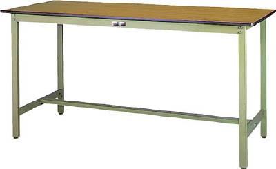 山金工業 【個人宅不可】 ヤマテック ワークテーブル300シリーズ 固定式 SWPH-960-MG [A130110]