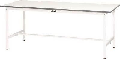 山金工業 【個人宅不可】 ヤマテック ワークテーブル150シリーズ 固定式 SUP-975-WW [A130110]