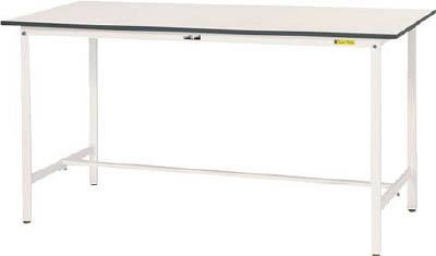 山金工業 【個人宅不可】 ヤマテック ワークテーブル150シリーズ 固定式 SUPH-775-WW [A130110]