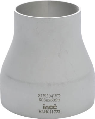 イノック コンセントリック・レジューサーSU 304RCSU50SU30SU [A150502]:DAISHIN工具箱 店