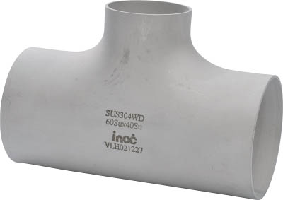 イノック 径違いチーズSU 304TRSU100SU80SU [A150502]