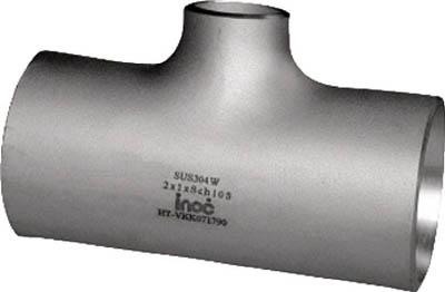 イノック 径違いチーズ 316TR100A80A10S [A150502]